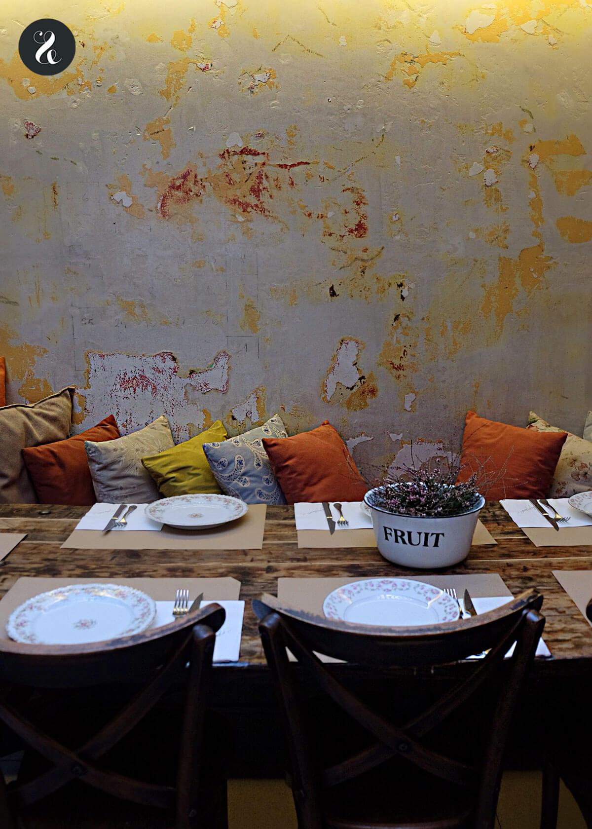 Los Porfiados - Restaurantes buenos, bonitos y baratos Madrid