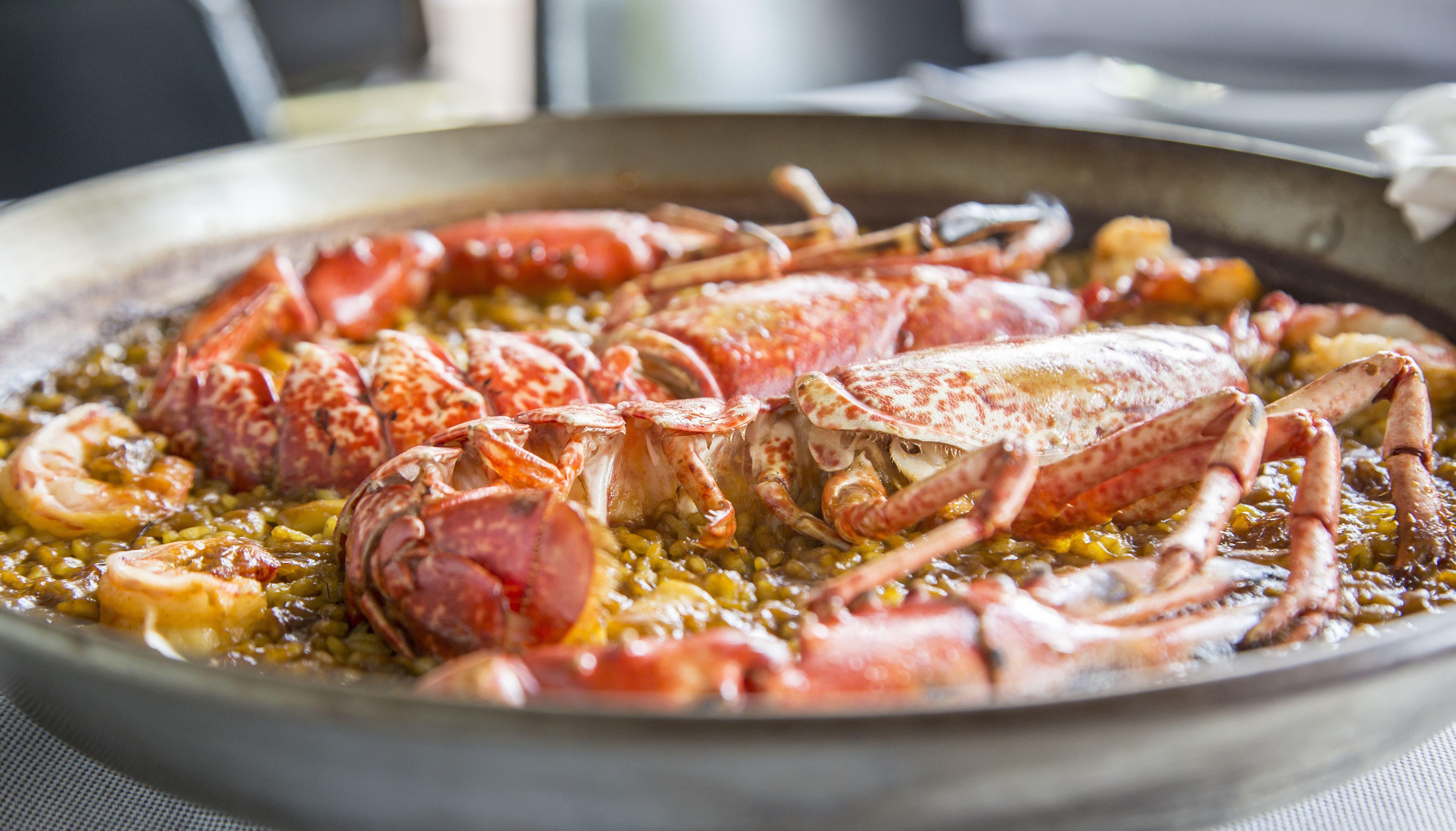 Pez Fuego - Mejores locales de pescado Madrid
