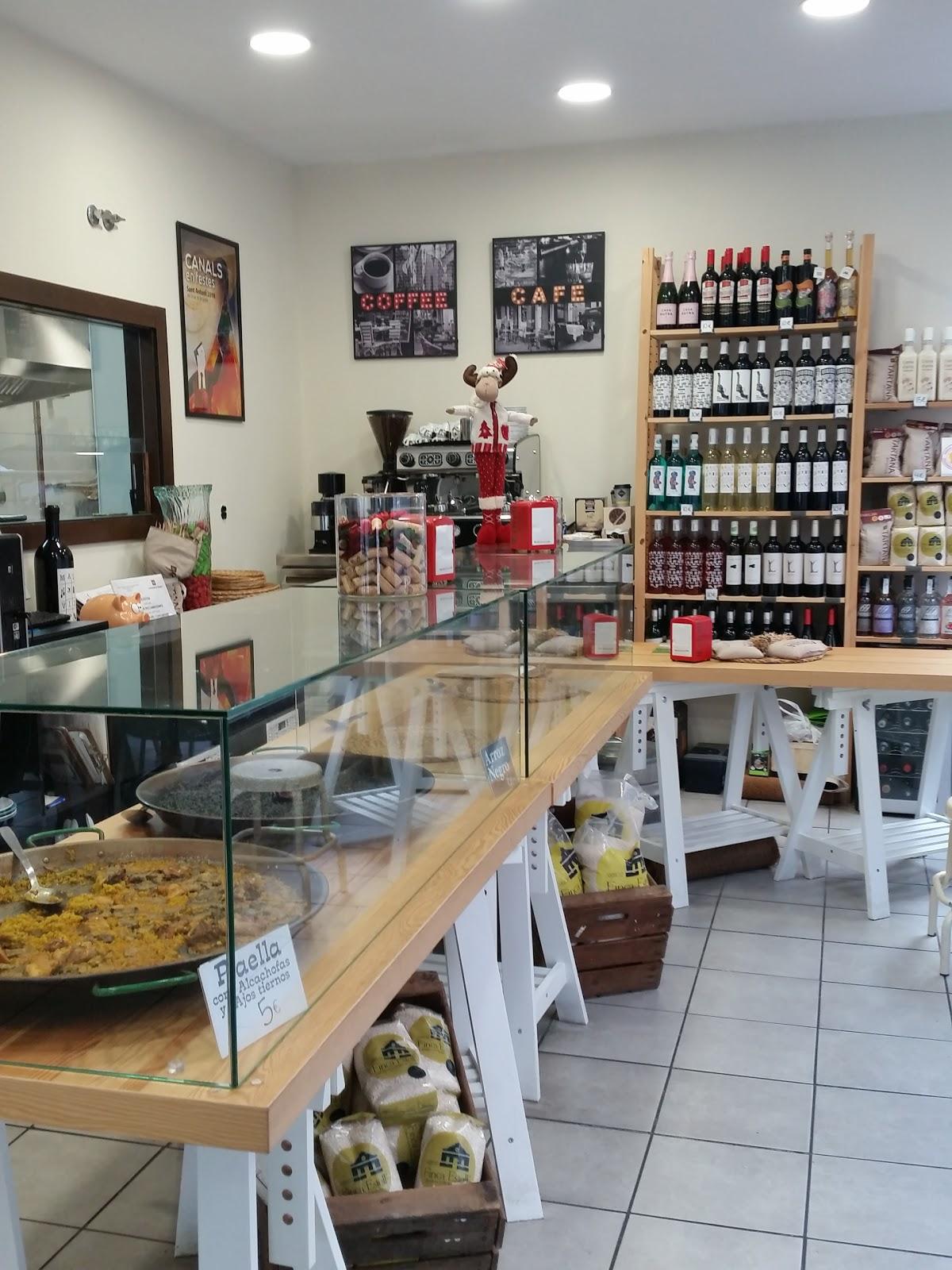 AliOli Valencian Food - mejores arroces Madrid