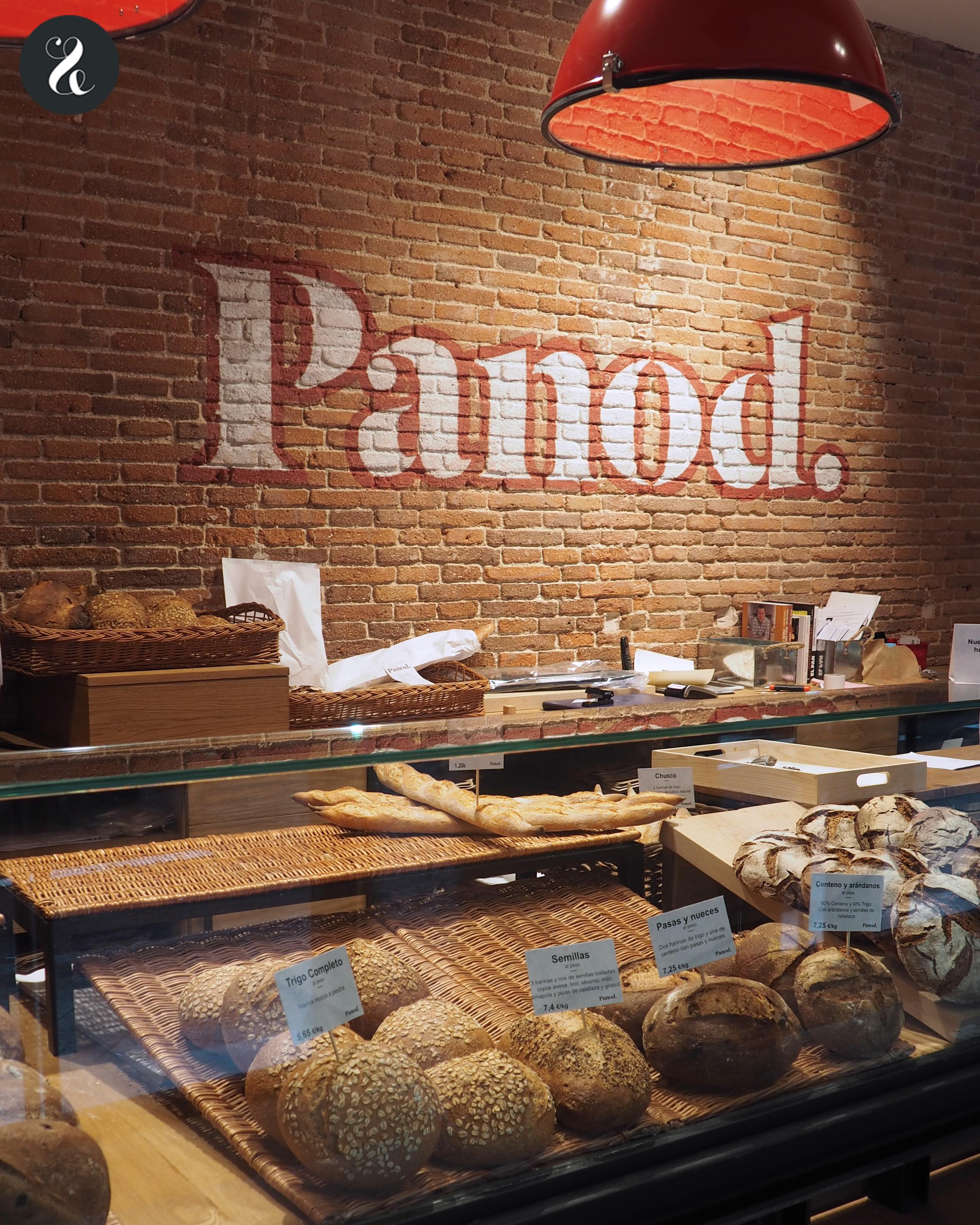 Panod - mejores panaderías Madrid