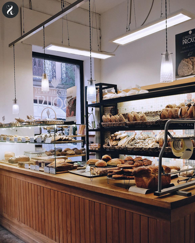 La Magdalena de Proust - mejores panaderías Madrid