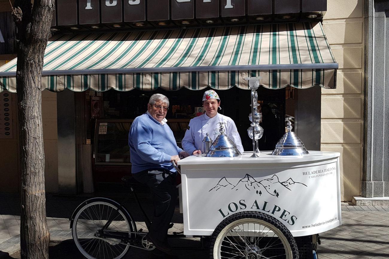 Los Alpes - mejores horchatas Madrid