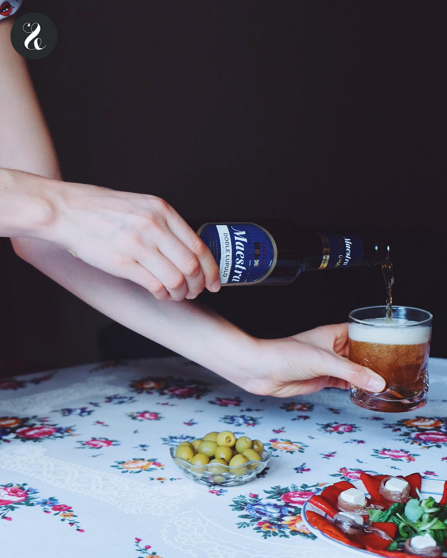 Consejos maridaje cerveza - Mahou