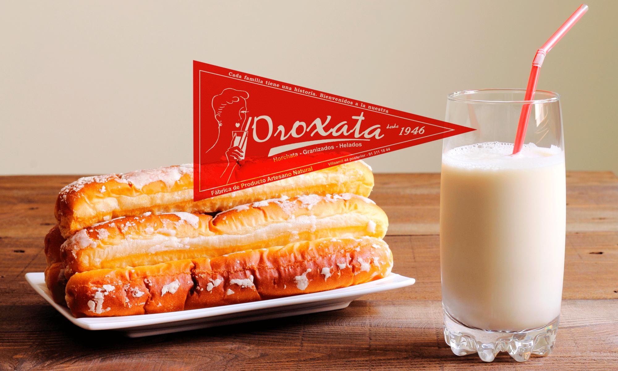 Oroxata - mejores horchatas Madrid