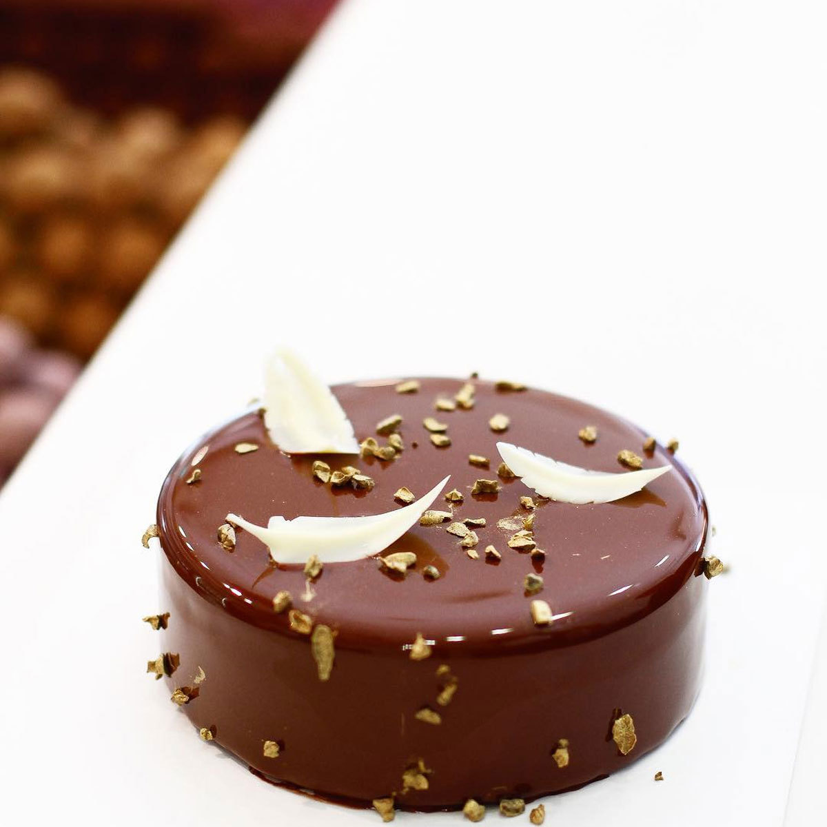 mejores postres chocolate madrid
