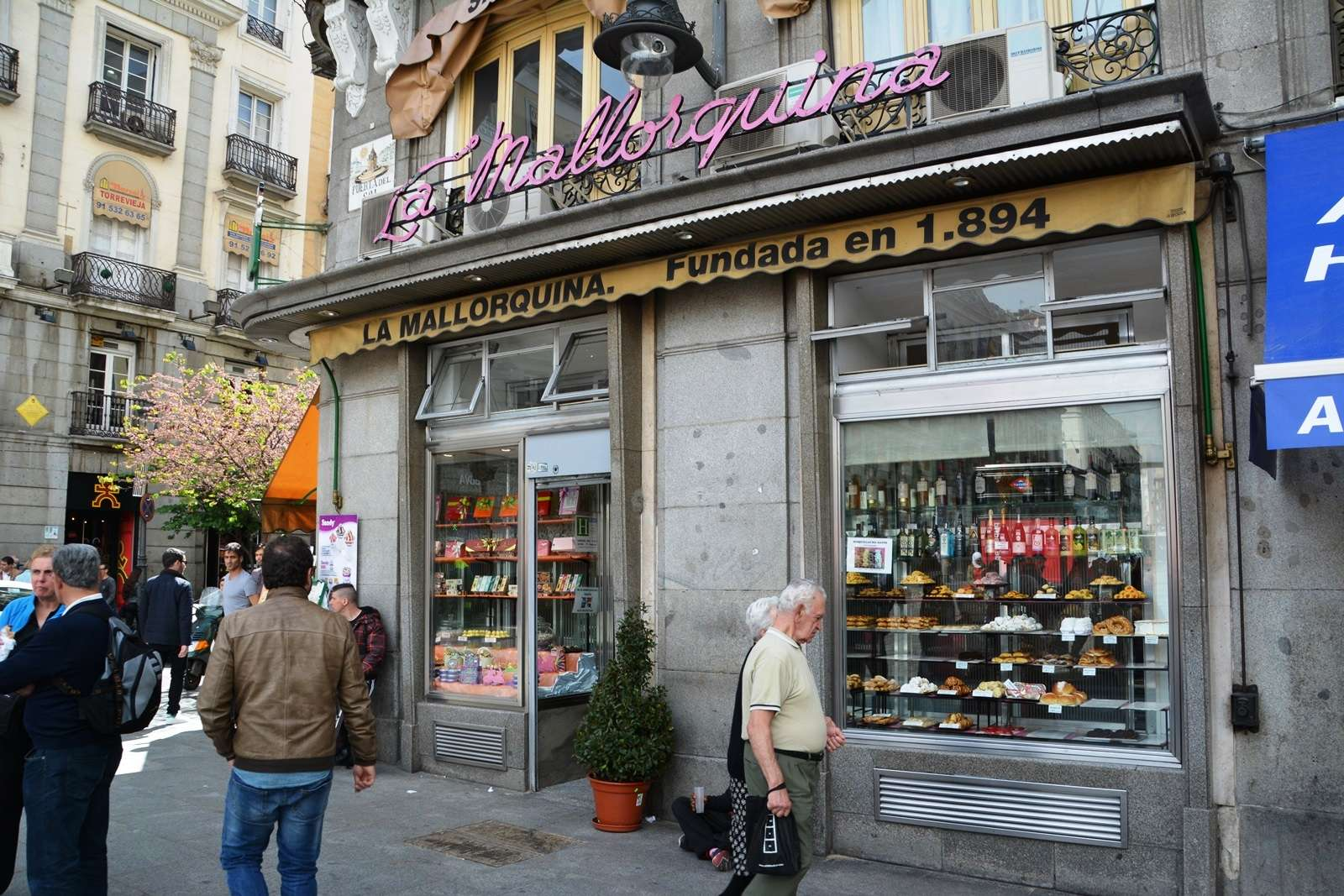 mejores locales merendar Madrid