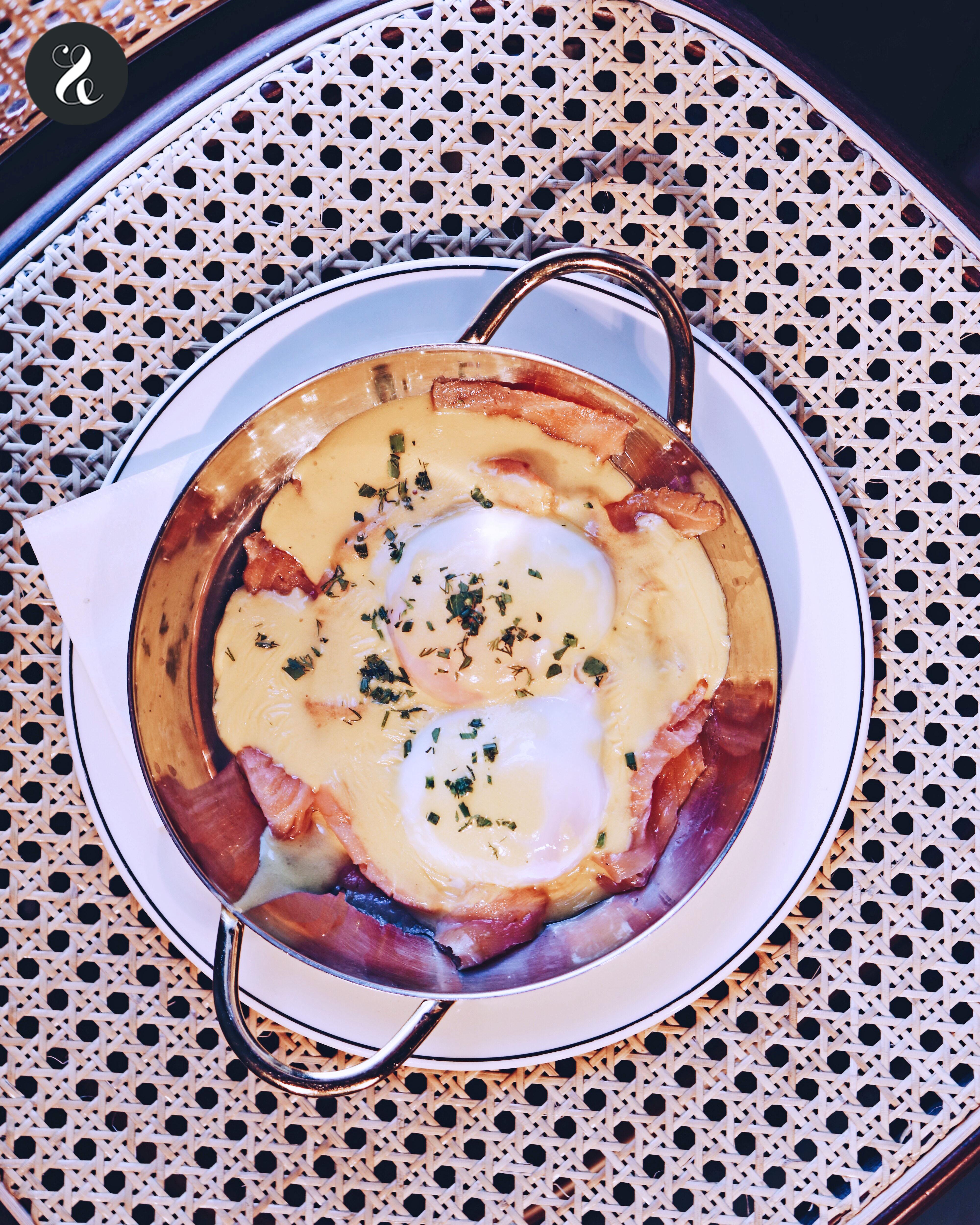 mejores huevos benedictinos Madrid