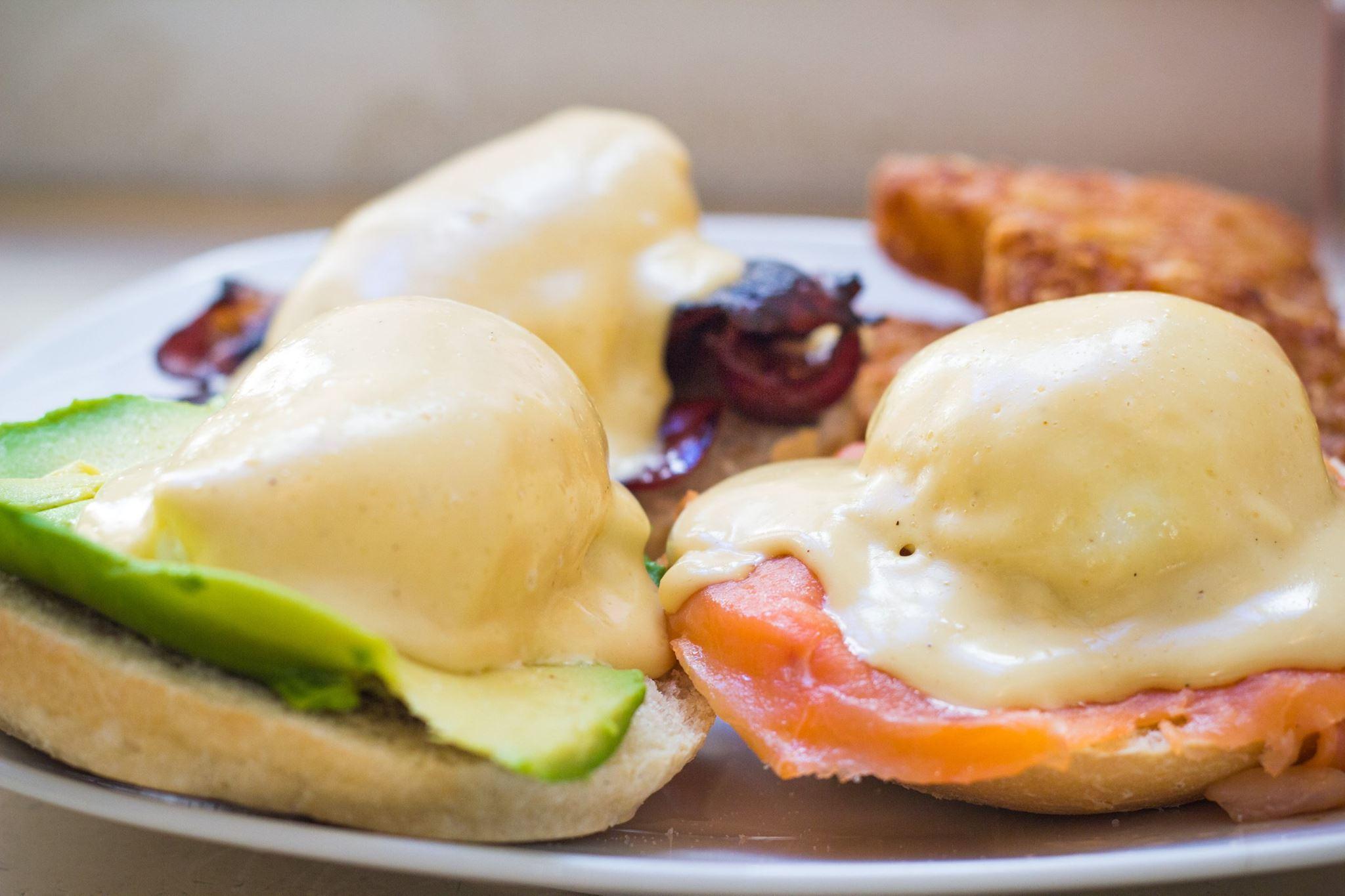 Mejores huevos benedictine Madric