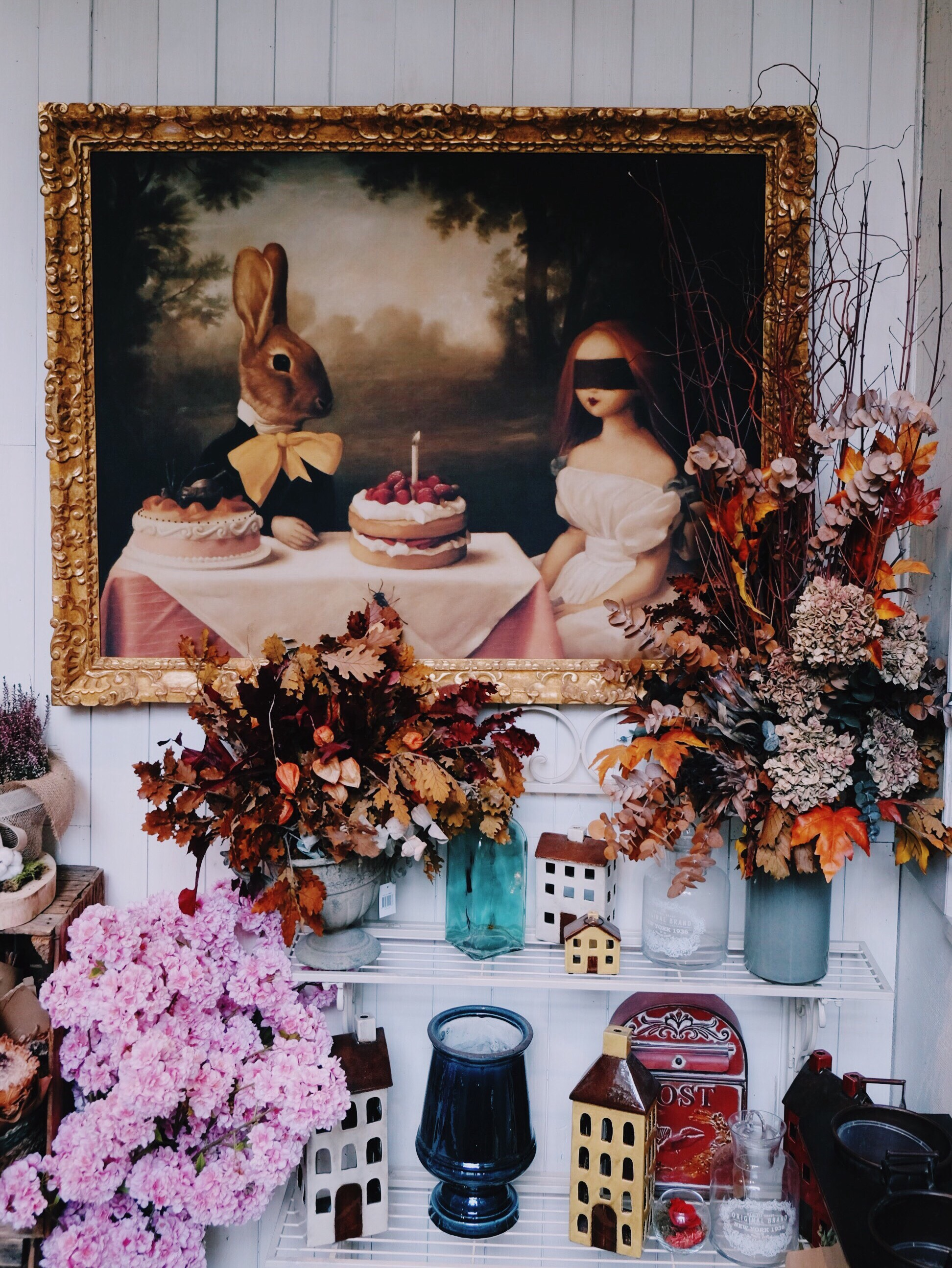 mejores tés madrid - Salon des Fleurs