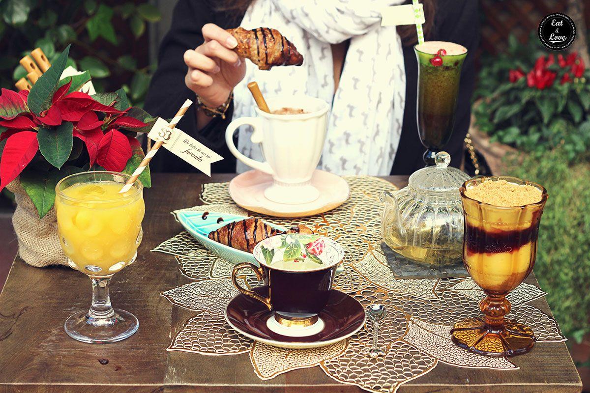 mejores tés madrid - El Jardín Secreto Salvador Bachiller