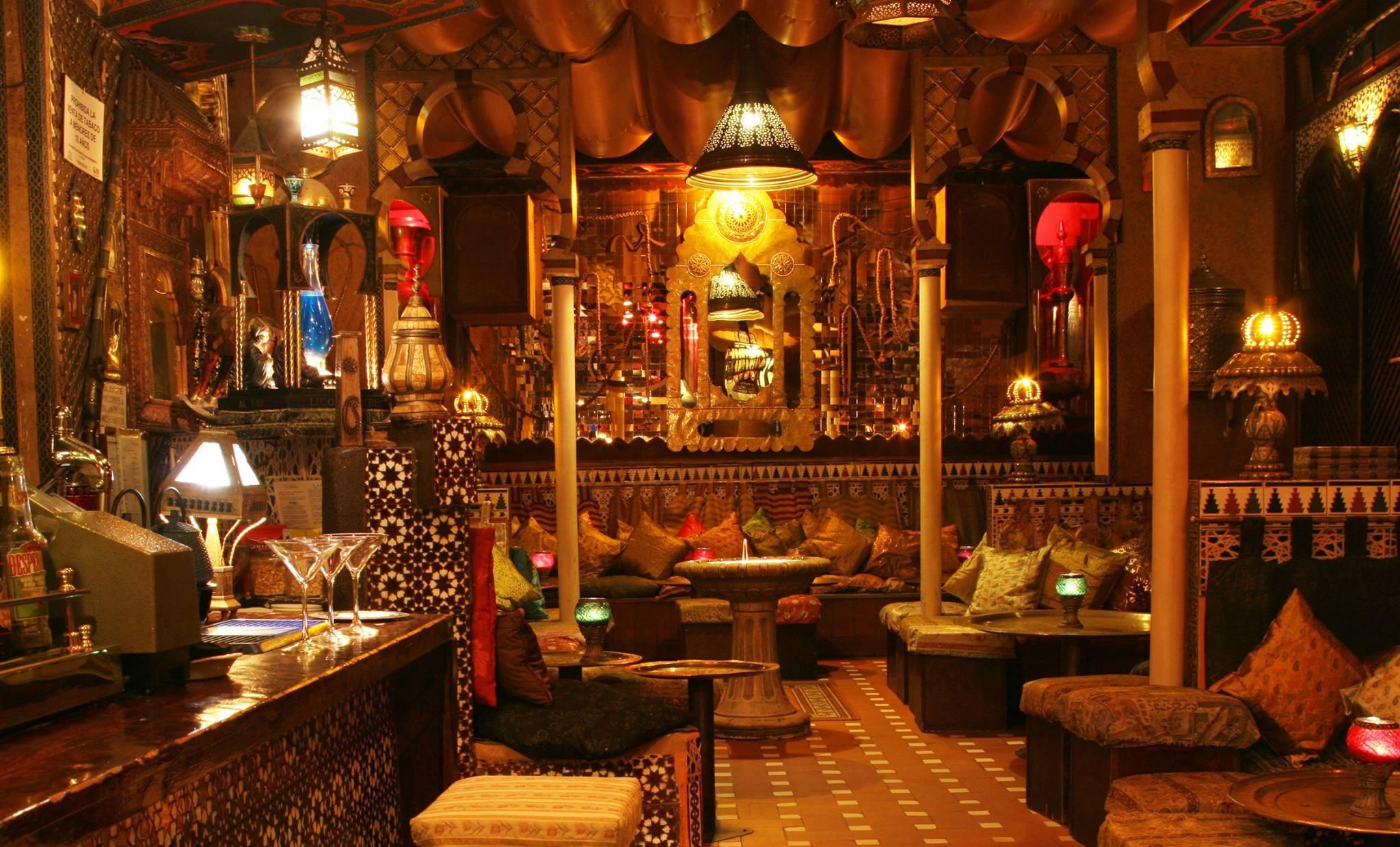 mejores tés madrid - Al Yabal
