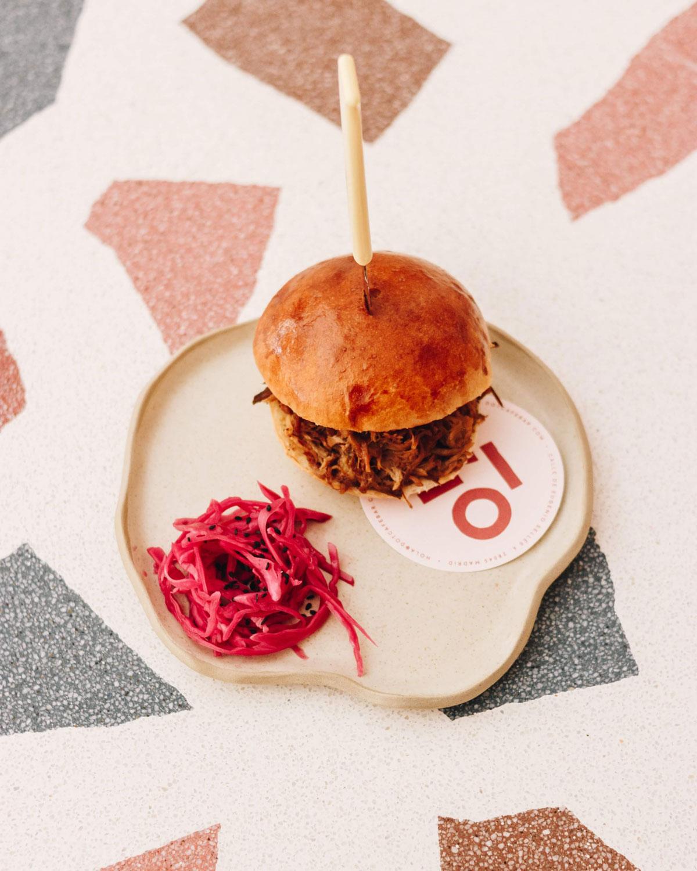 mejores pulled pork madrid - DOT Café Bar