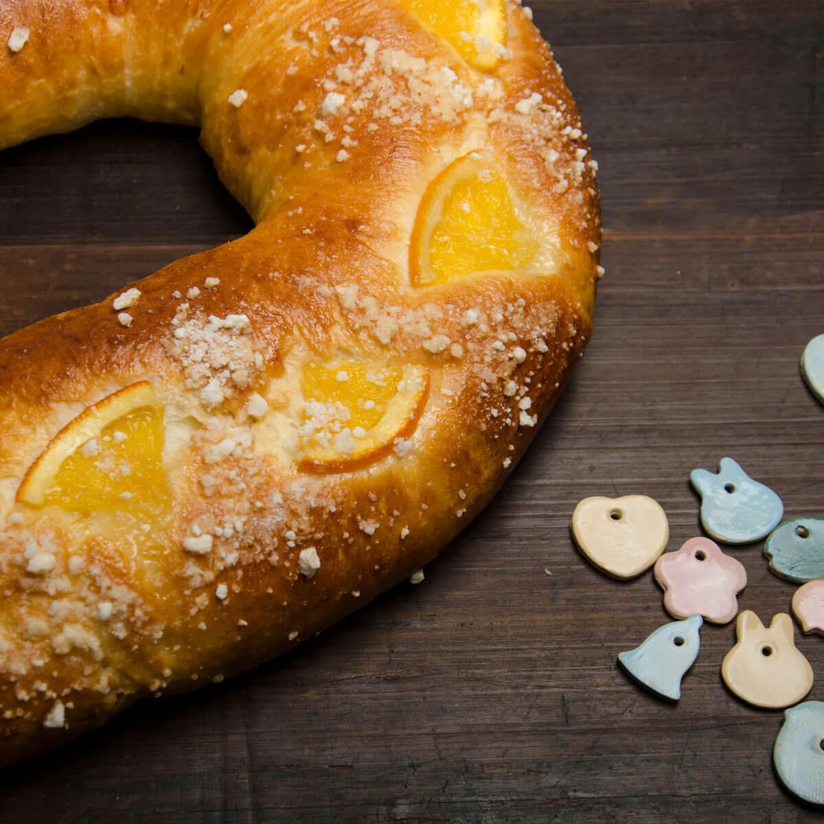 mejores roscones Reyes madrid - El Horno de Babette