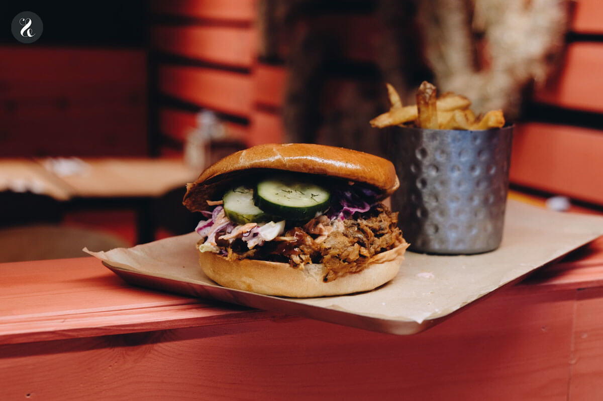 mejores pulled pork madrid - Mad Grill