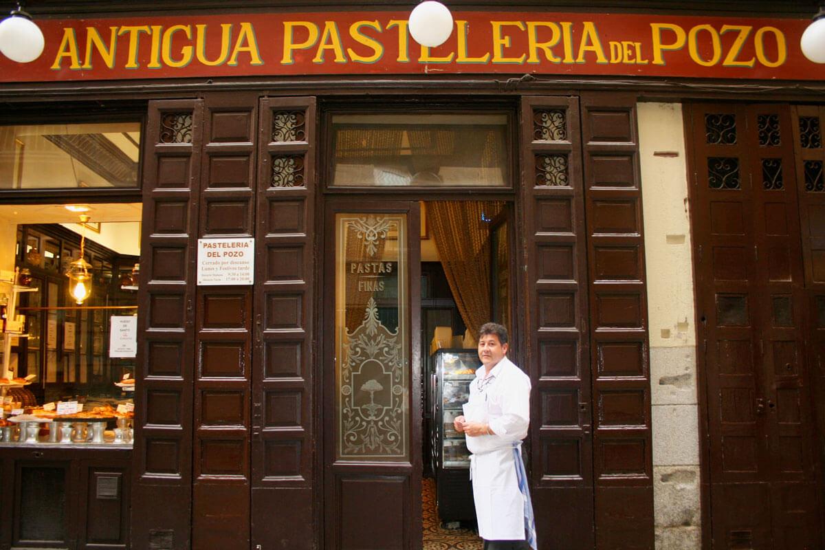 mejores turrones artesanos madrid - Antigua Pastelería del Pozo