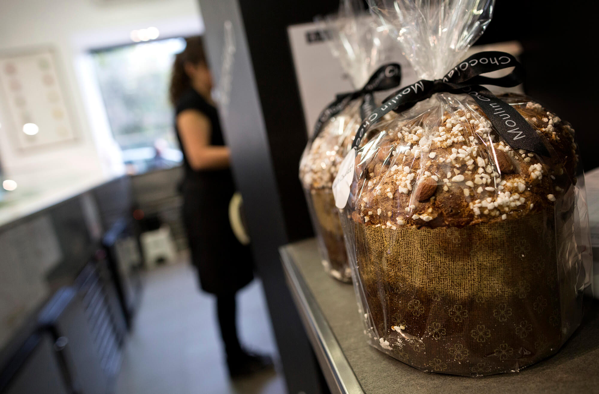 mejores panettone madrid - Moulin Chocolat