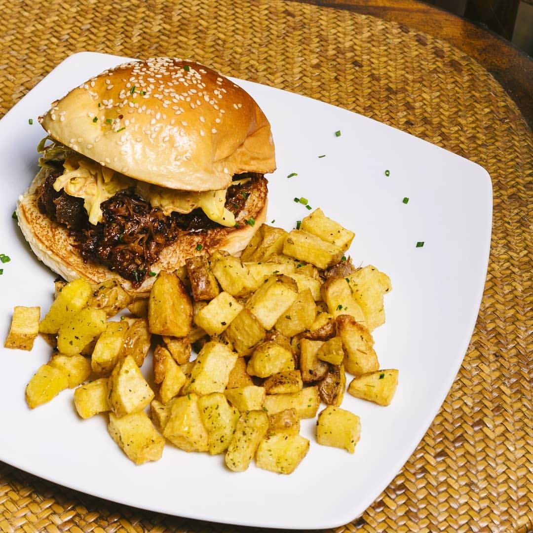 mejores pulled pork madrid - Roll Madrid