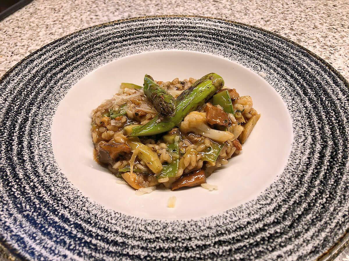 mejores risottos madrid - La Raquetista