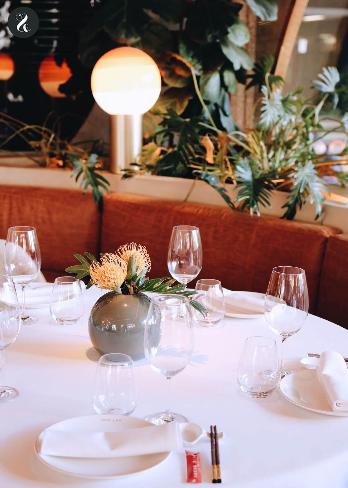 mejores restaurantes románticos Madrid - Don Lay