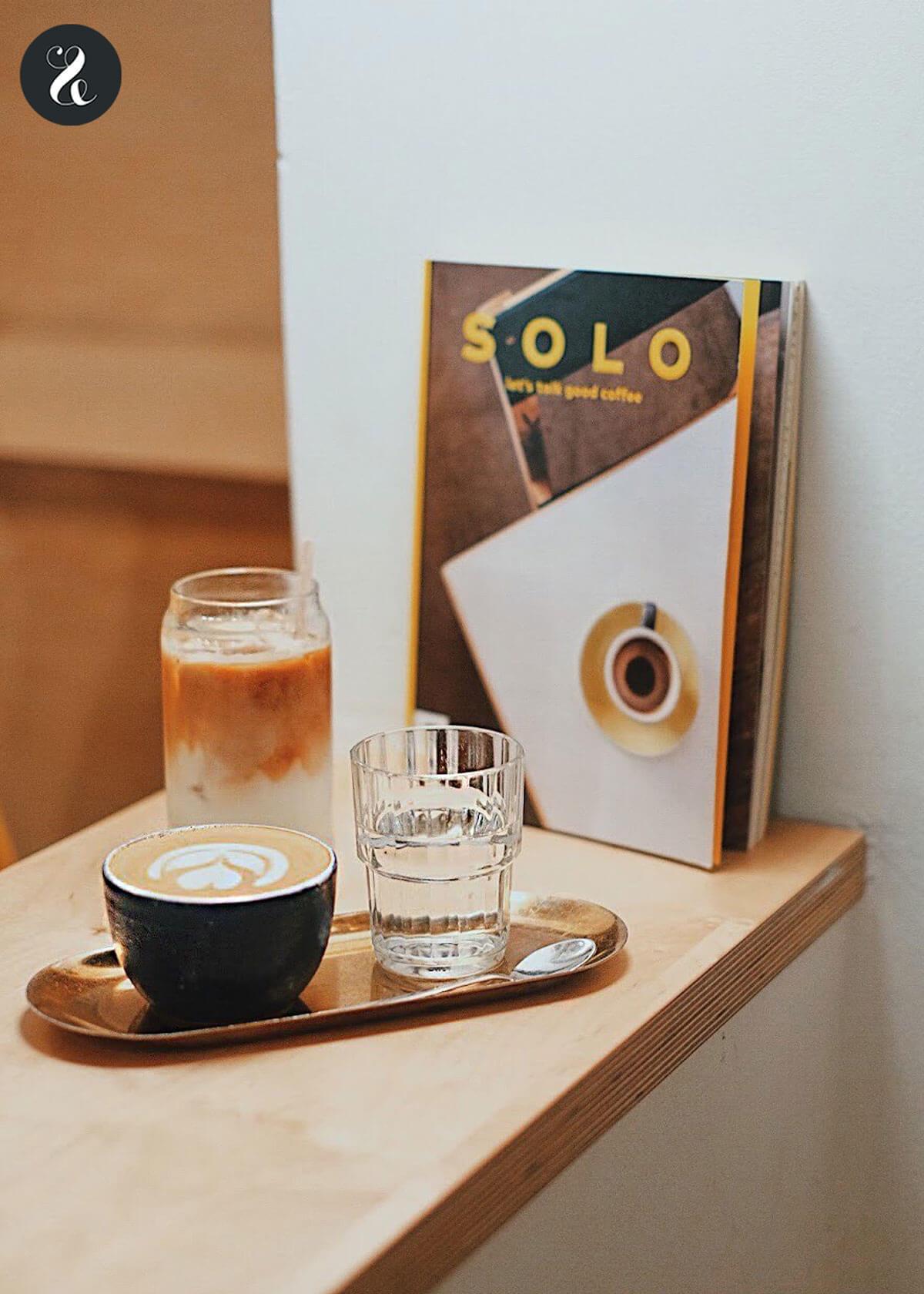 comer museo reina sofía - Hola Coffee