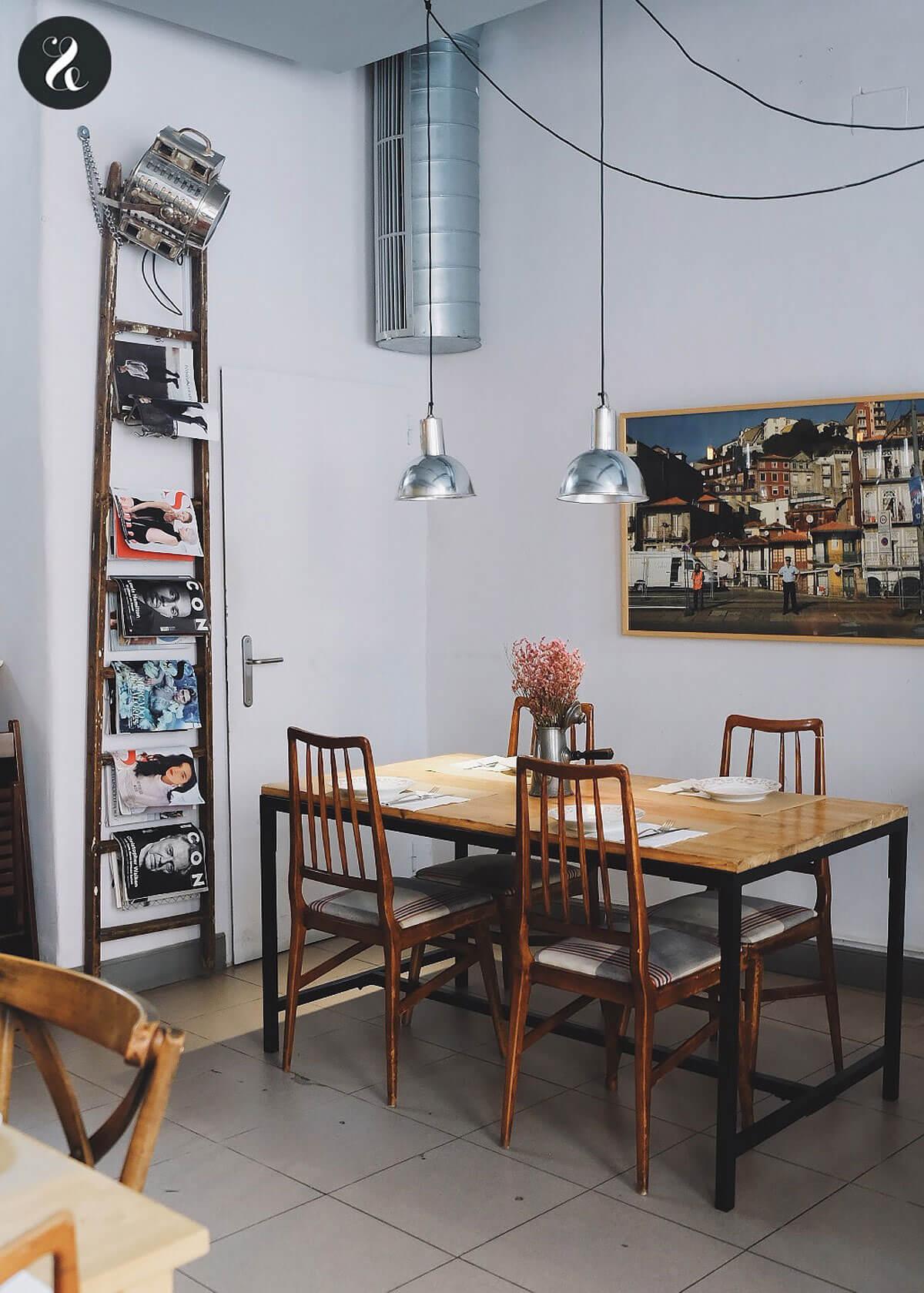comer museo reina sofía - Los Porfiados