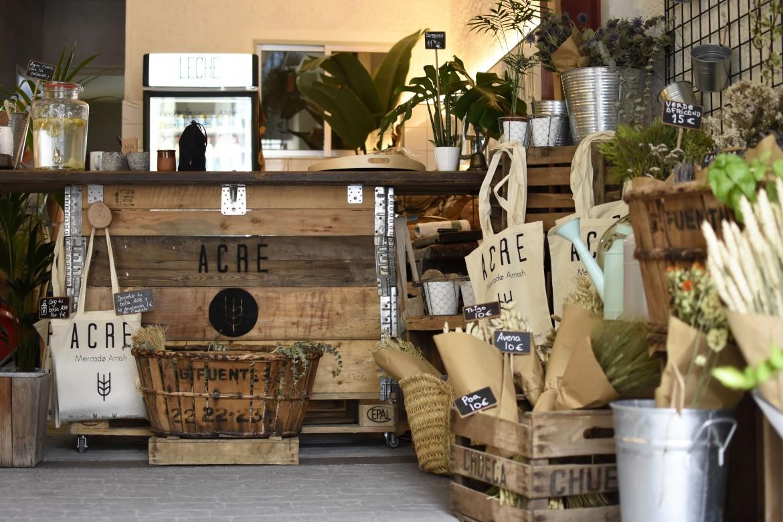 negocios locales madrid - Mercado Acre