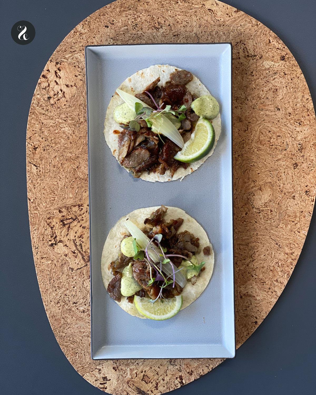 taco árabe Iztac restaurante mexicano Chamartin Madrid