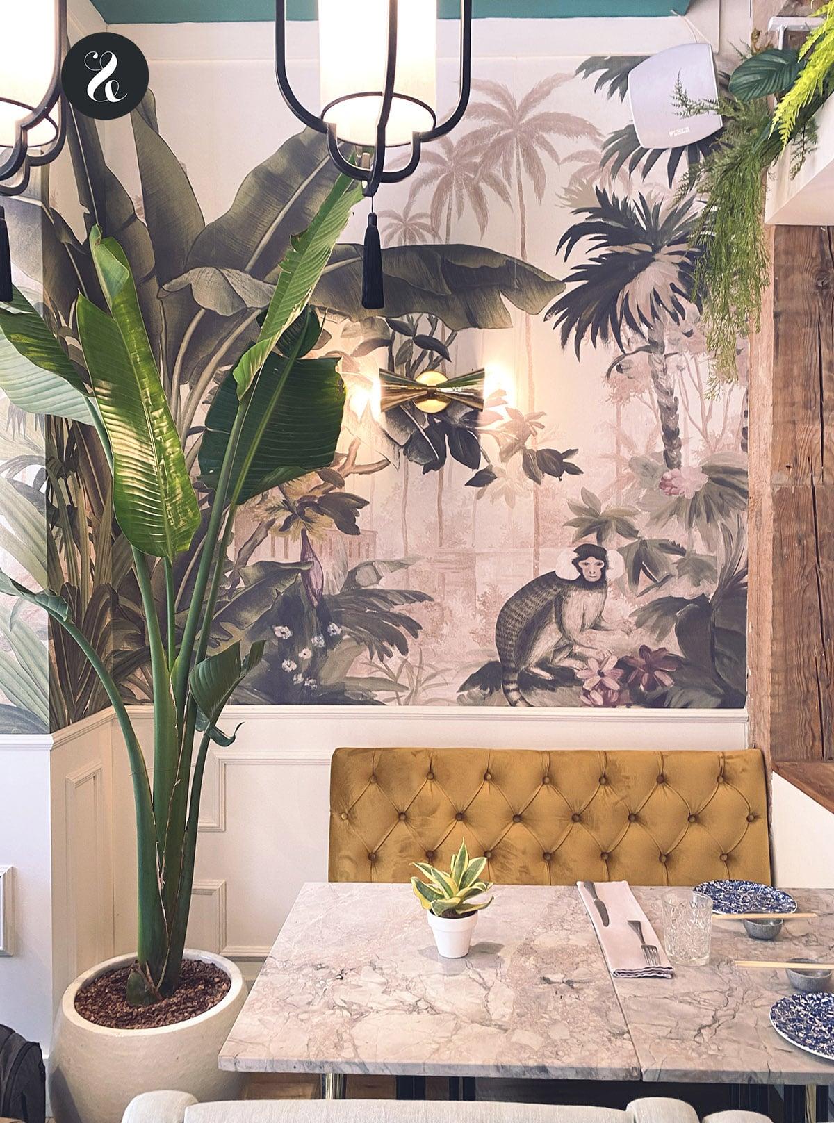 Madame Butterfly - Restaurante japonés en Madrid