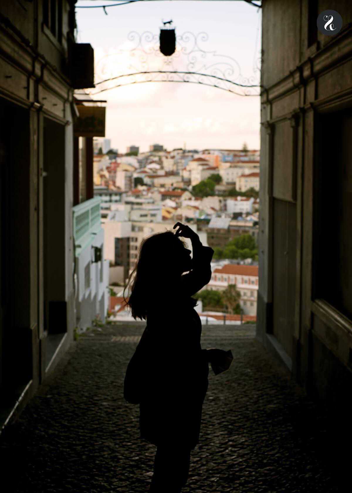 Qué ver en Lisboa - Jardín de São Pedro de Alcântara