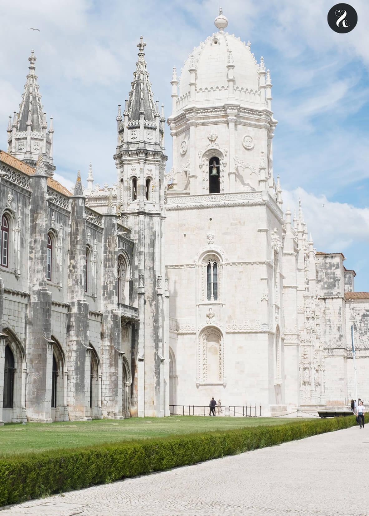 Qué ver en Lisboa - Monasterio de los Jerónimos
