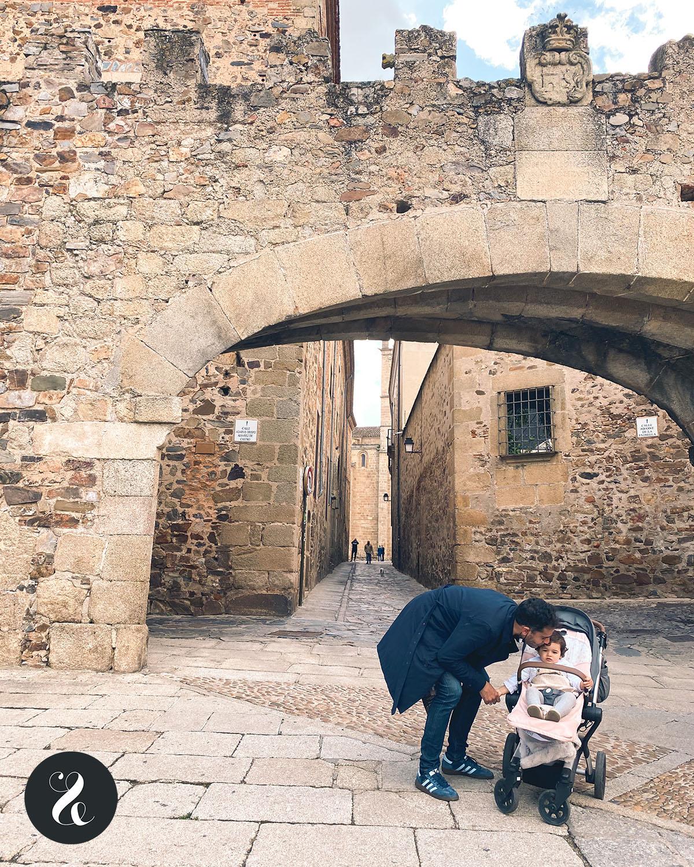 Qué ver en Cáceres - Arco de la Estrella