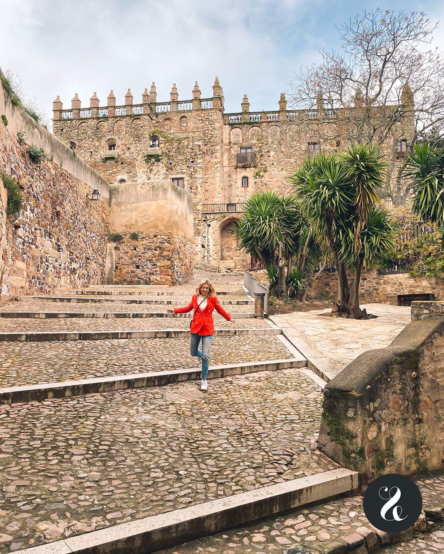 Qué ver en Cáceres - Palacio de las Veletas