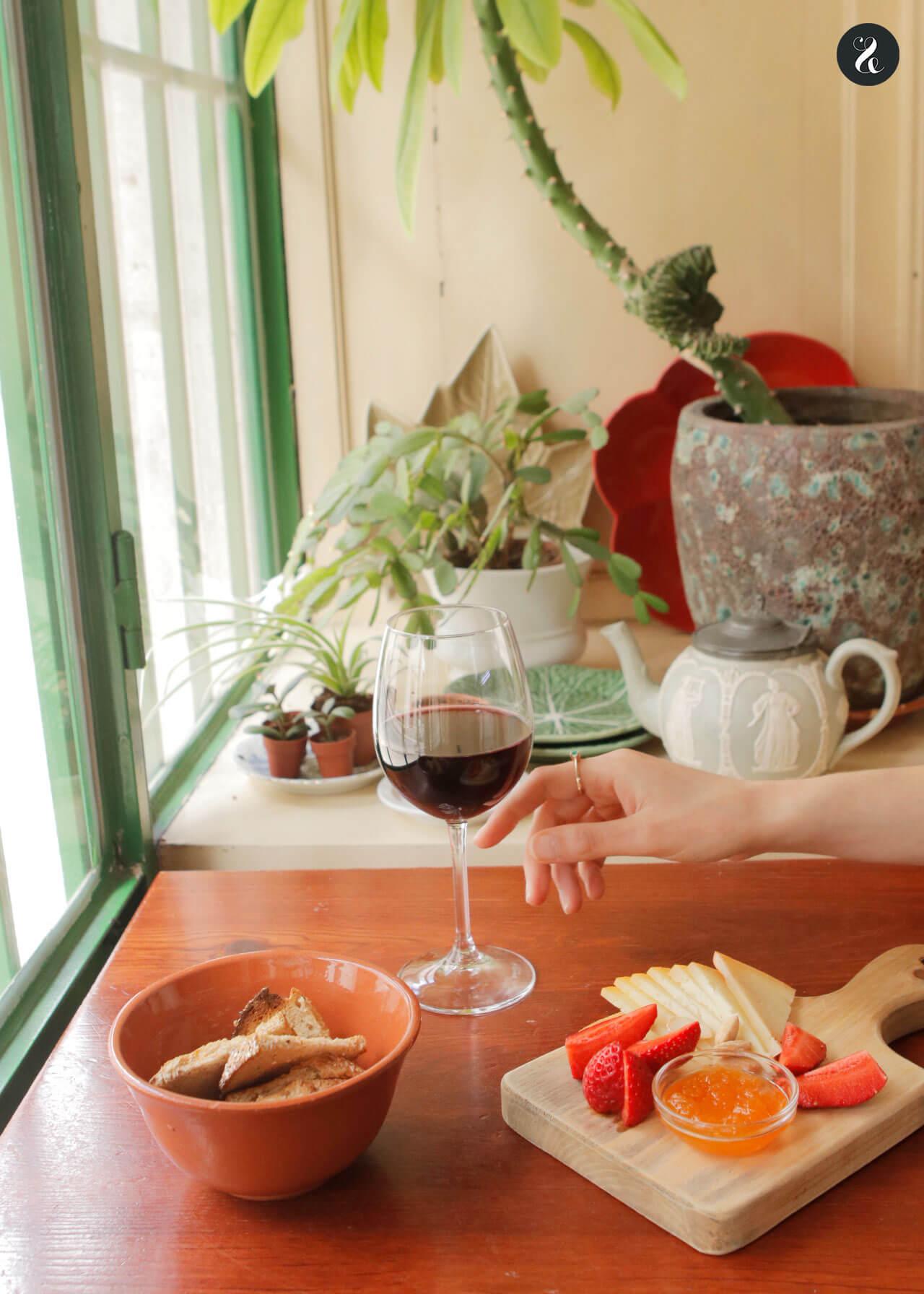 Qué ver en Lisboa - Comer en Lisboa - Graça do Vinho