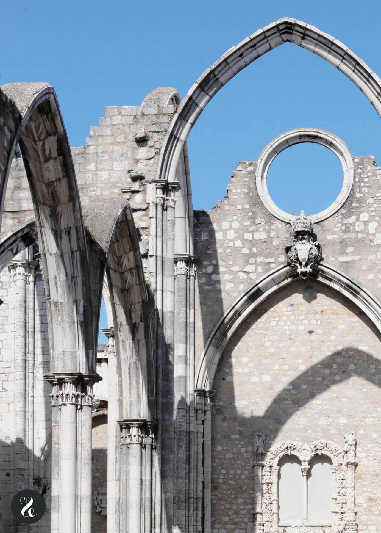 Qué ver en Lisboa - Convento de Carmo