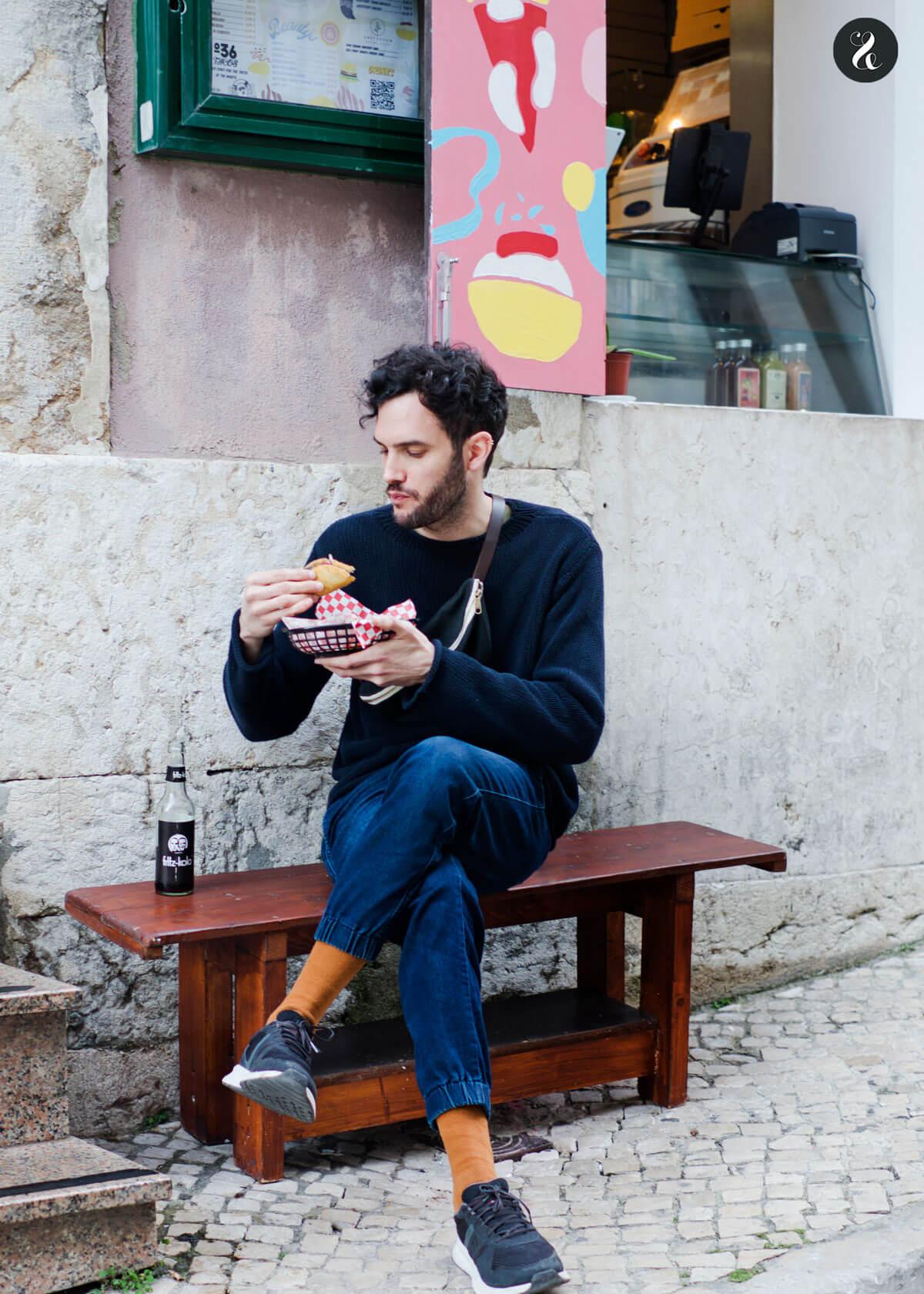 Qué ver en Lisboa - Comer en Lisboa - Plant Base